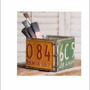 Other - License Plate Box